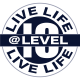 Level 10 logo sq